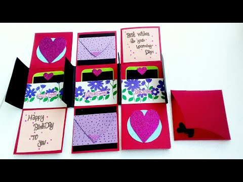 Permalink to Best Handmade Birthday Cards For Father