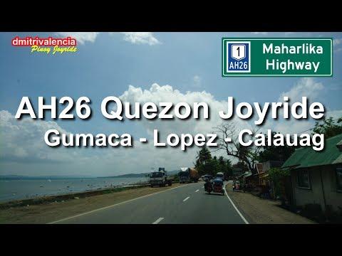 Pinoy Joyride - AH26 Gumaca-Lopez-Calauag/Santa Elena (Cam Norte)-Quezon Joyride