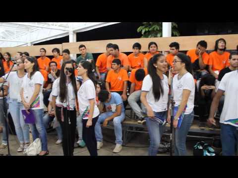 Haciendote Pan - Caacupe 2014- Anastasi