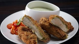 Creamy Basil Chicken  Sanjeev Kapoor Khazana