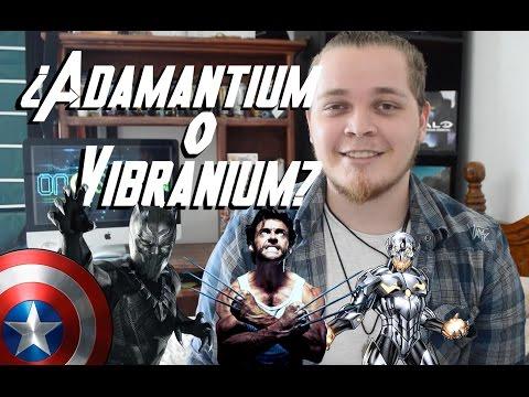 ¿Adamantium o Vibranium? | OnScreen