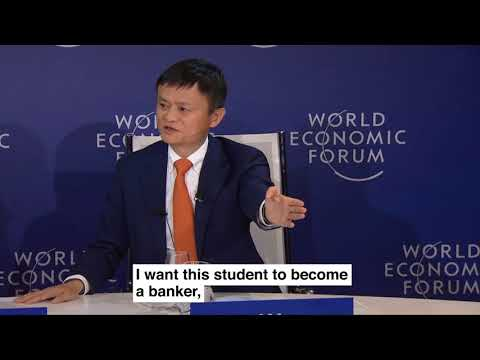 "Jack Ma: ""I never thought I could be a CEO."""