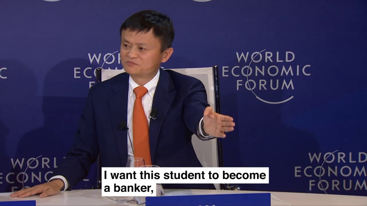 Jack Ma I Never Thought I Could Be A Ceo Youtube