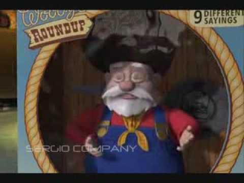 Toy Story 2 Bloopers latino (pantalla completa/sin creditos del final)