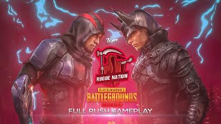 PUBG MOBILE LIVE   SEASON 5   RANK PUSH WITH RN CLAN   SERIOUS GAMEPLAY   INDIA  