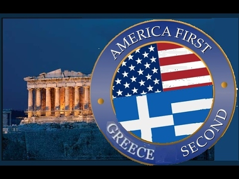 America First - GREECE SECOND !!!! (by ΡΑΔΙΟ ΑΡΒΥΛΑ)