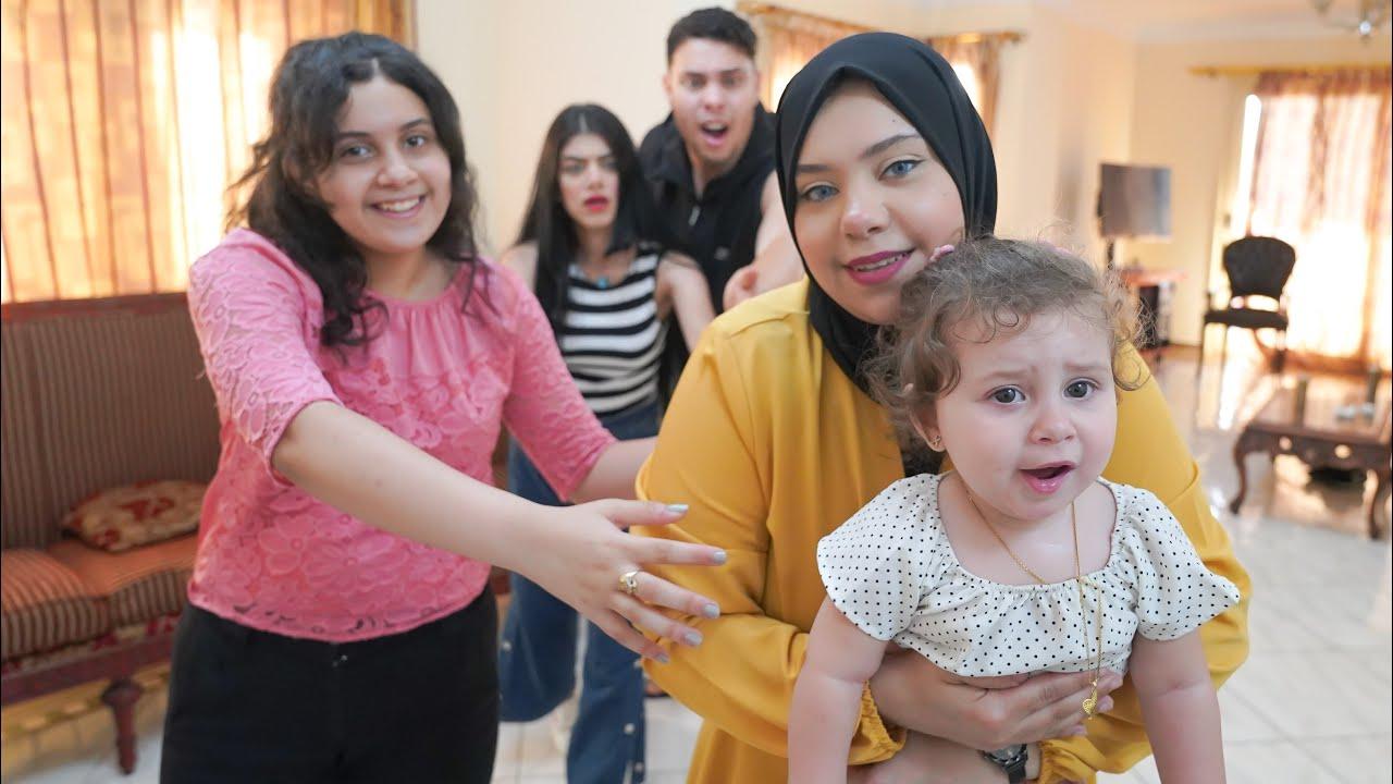 خطفنا ايلين بنت احمد حسن و زينب !!