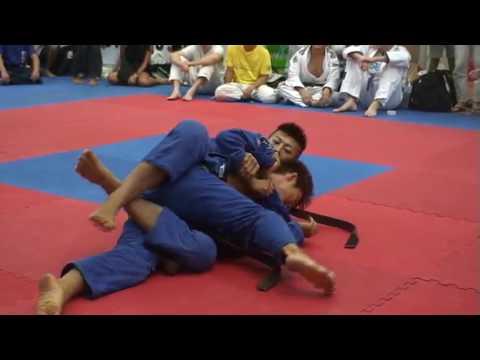 Makoto Ogasawara vs. Kiyoyuki Matsui - FBT Thailand BJJ/Sub-Grappling 2009 (brown belt final)