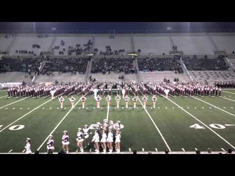 Whitehouse High School Band @ Mesquite Tx