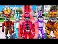 BRAND NEW BONNIE ANIMATRONIC! BLOOD NIGHTMARE BONNIE! (GTA 5 Mods For Kids FNAF RedHatter)