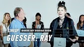 An Astrologer Guesses Strangers' Zodiac Sign (Ray)LineupCut