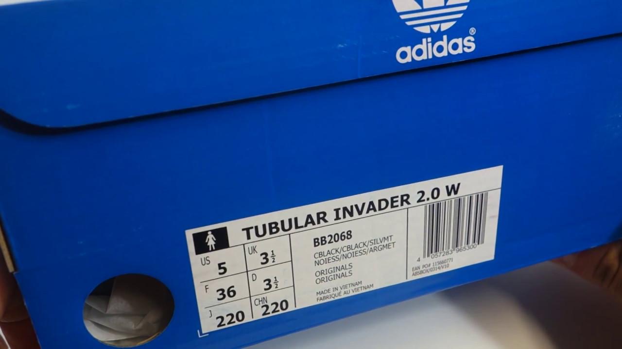 82413ffd430d0 Dámské stylové boty adidas Tubular Invader 2.0 W - YouTube