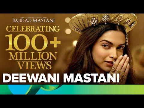 Deewani Mastani Song | Celebrating 100+ Million Views | Bajirao Mastani | Deepika, Ranveer, Priyanka