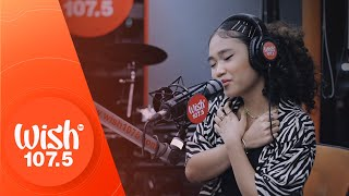 "Alex Bruce performs ""Yakap"" LIVE on Wish 107.5 Bus"