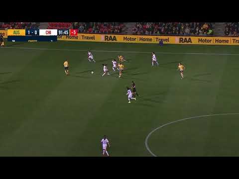 Matildas Vs Chile (International Friendly - Adelaide) - Full Match - 12-Nov-2019