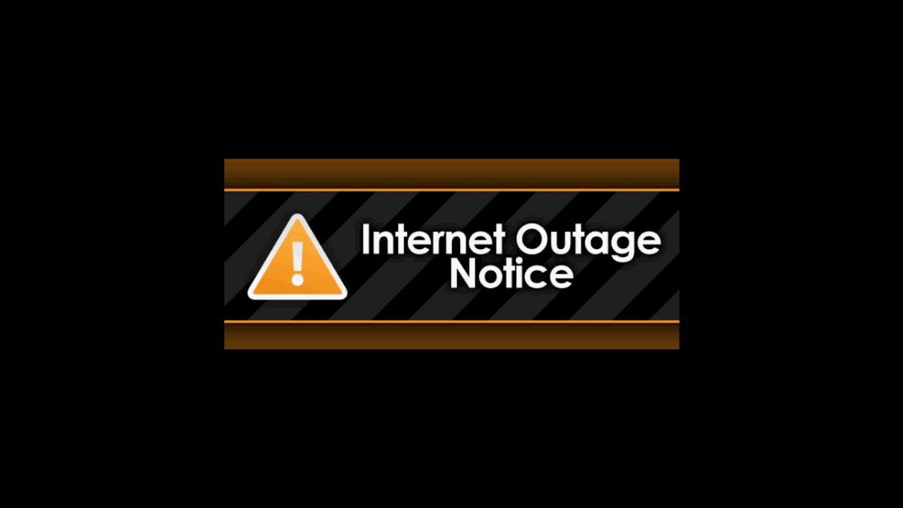 Major Internet Outage seems to be better today November 7th but some  problems still reported