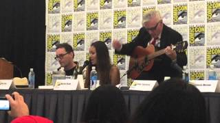 "Olivia Olson Sings ""I'm Just Your Problem"""