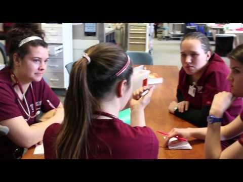 WSU College of Nursing Simulation