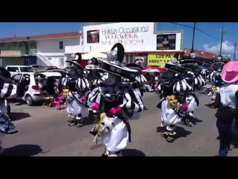 Carnavales de Curacao 2012 Santa Maria