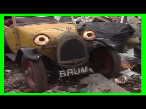Brum 103   SCRAP YARD   Kids Show Full Episode