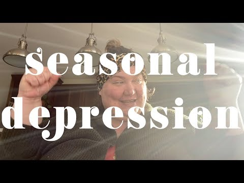 Seasonal Depression Is AT IT AGAIN!