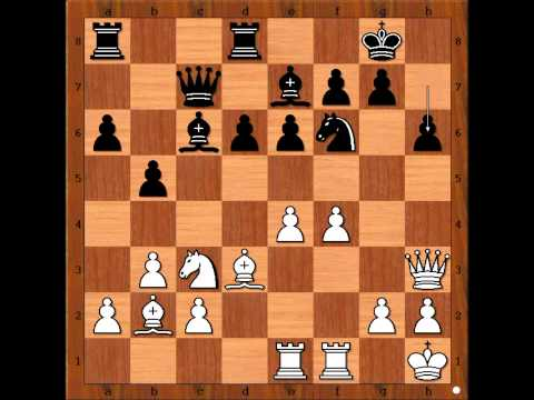 Chess Olympiad 2014: Steel vs Lettsome