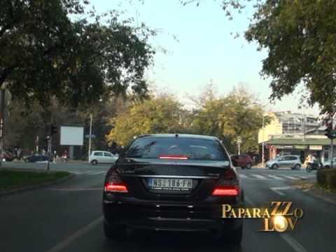 Paparazzo lov - Dara Bubamara bahato gazi travnato ostrvo - (Tv Pink)