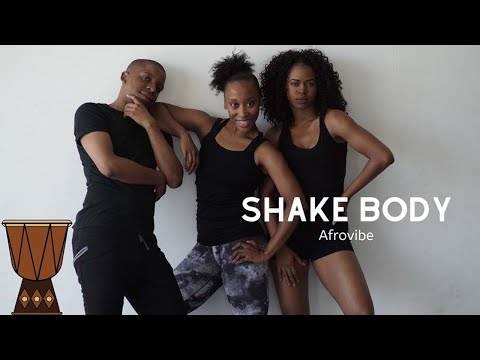 Shake Body Dance | Skales | African Dance Workout