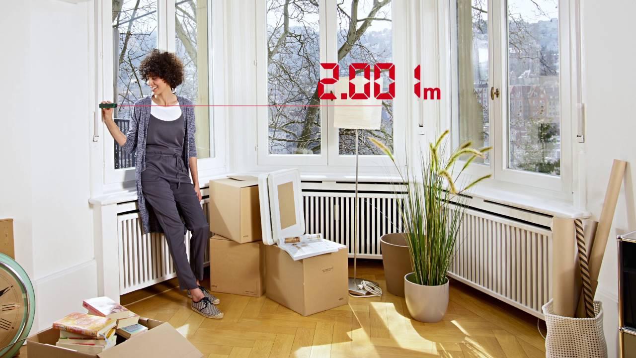 Bosch Zamo Entfernungsmesser Test : Bosch stellt vor der digitale laser entfernungsmesser zamo youtube