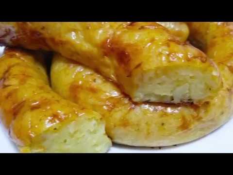 Самая вкусная картофельная колбаса с секретом.Готовим с Инной