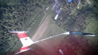Pilatus B4 Segelkunstflug