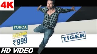 Tiger Shroff for FORCA Jeans By Lifestyle TVC