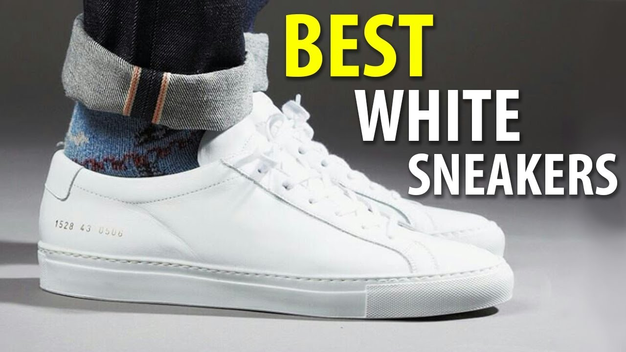 [VIDEO] - BEST WHITE SNEAKERS 2018 | MEN'S SUMMER SHOES | Alex Costa 9