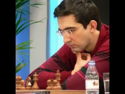Vladimir Kramnik - John Nunn, Manila Ol. 1992.
