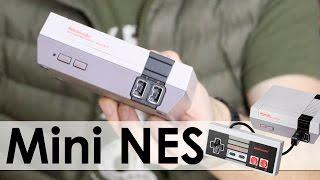 NES Mini: Unboxing y primeras impresiones