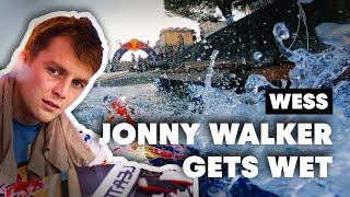 Jonny Walker Takes a Swim In the Porto Prologue Full POV I WESS 2019