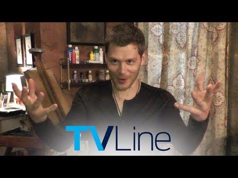 The Originals Season 5 — Joseph Morgan Talks 'Klaroline'  TVLine