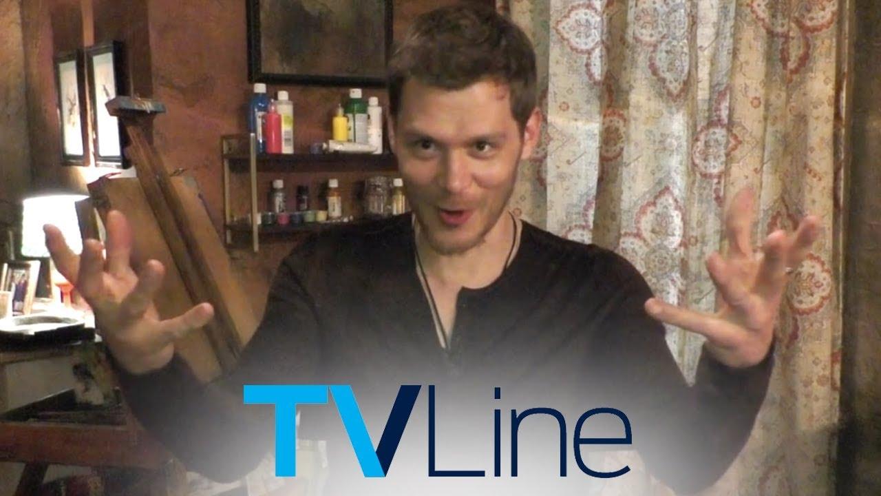 The Originals Season 5 — Joseph Morgan Talks 'Klaroline' | TVLine