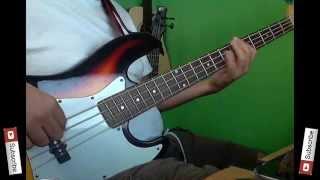 "La Sonora Dinamita ""Mi Cucu"" Bass Cover"