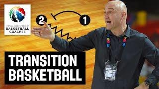 Transition Basketball - Nenad Vucinic - Basketball Fundamentals