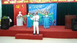 Chảy đi sông ơi -Đức Văn - CLB Khiêu vũ TT NCT Tỉnh Bắc Ninh