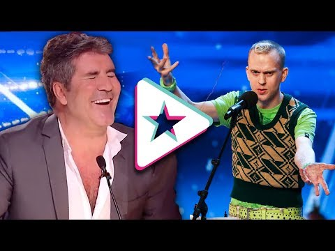 Laugh Out Loud Auditions From Britain's Got Talent! 😂