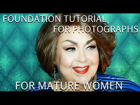 Foundation Tips for Women Over 50