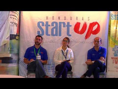Programa #5 Honduras Start Up 2017 La Ceiba, Atlantida