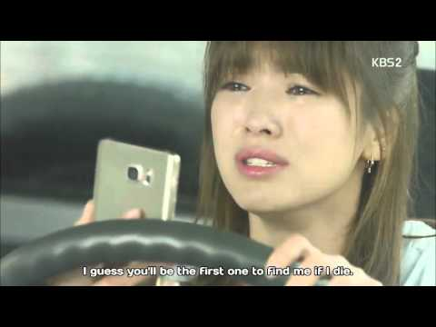 Yoo Si Jin and Kang Mo Yeon - My heart was fluttering the whole time - DotS Episode 8 eng subs