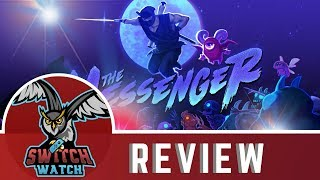 The Messenger Nintendo Switch Review - NINJA TIME (Video Game Video Review)