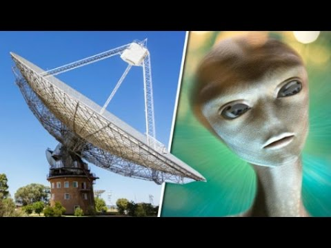 Mysterious Alien Radio Signals are Definitely Coming from Space, not Earth