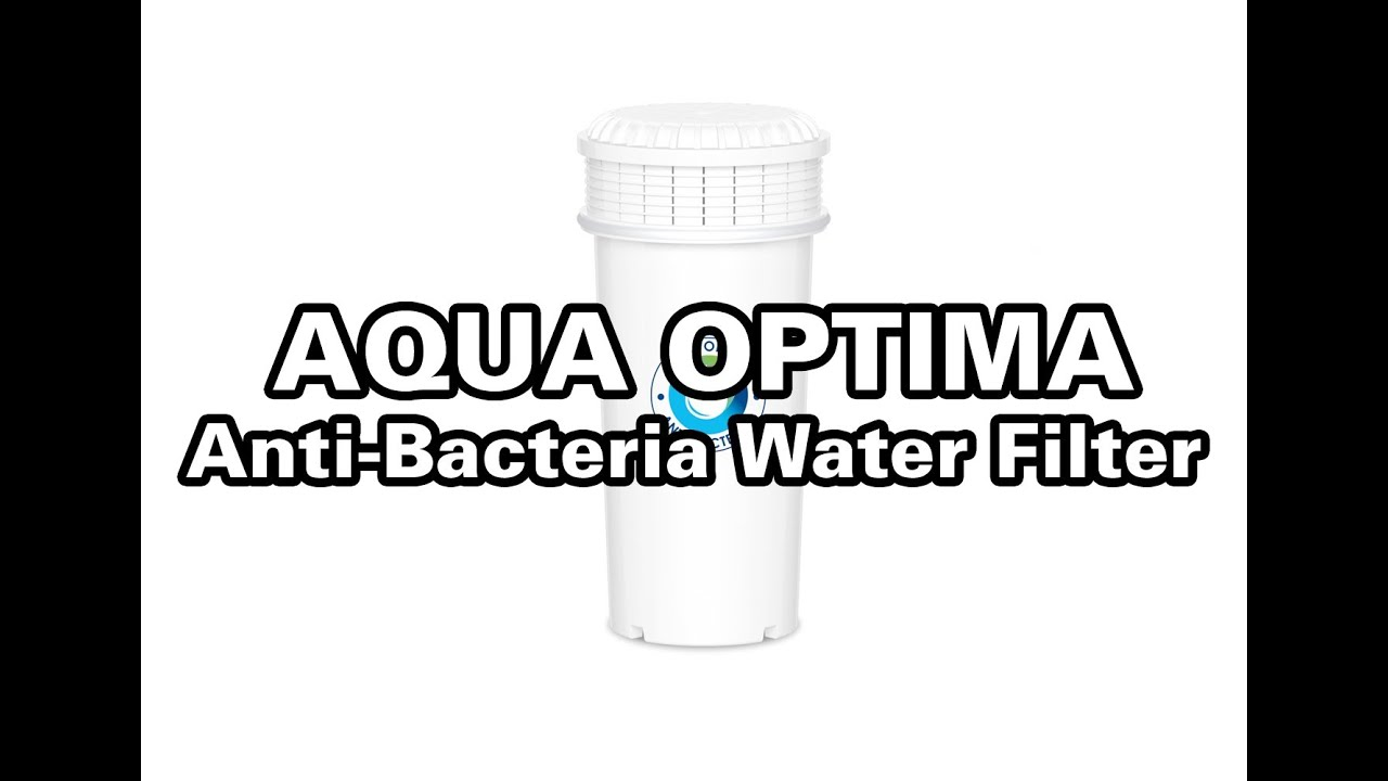 Aqua Optima Anti Bacteria Water Filter Cartridge