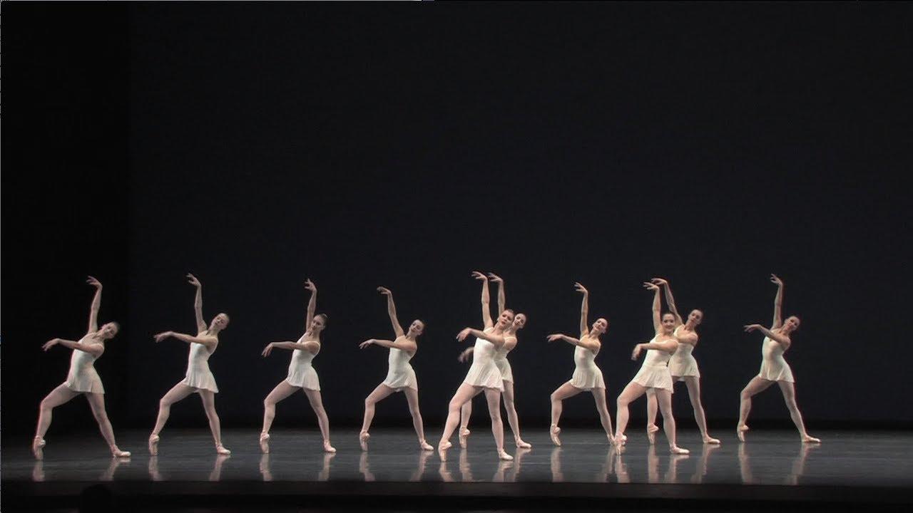 Download George Balanchine's Concerto Barocco (Pacific Northwest Ballet)