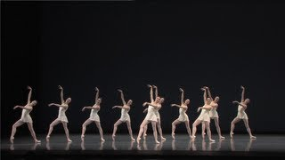 George Balanchine's Concerto Barocco (Pacific Northwest Ballet)